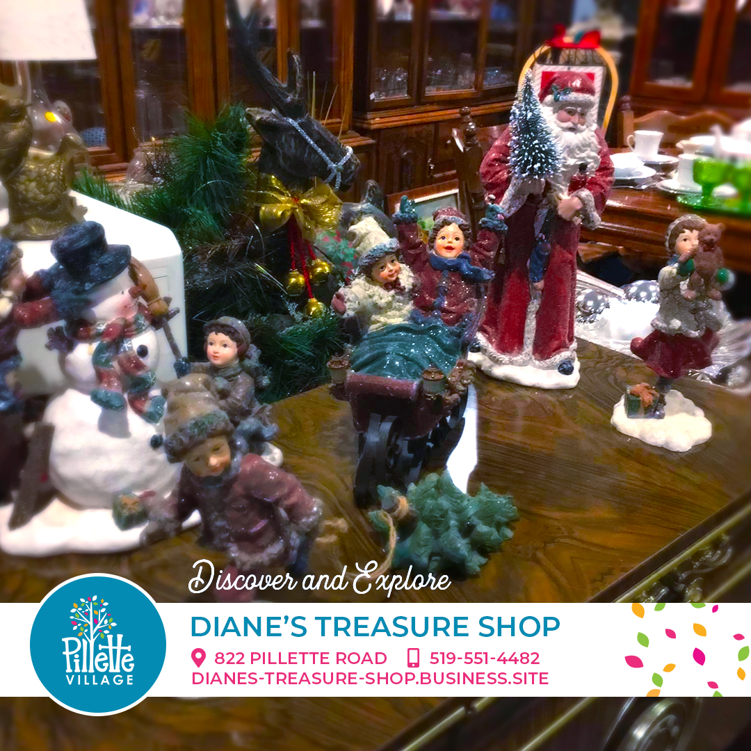 Diane's Treasure Shop