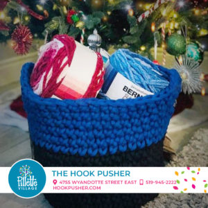 The Hook Pusher