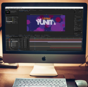 Video Editing Motion Graphics